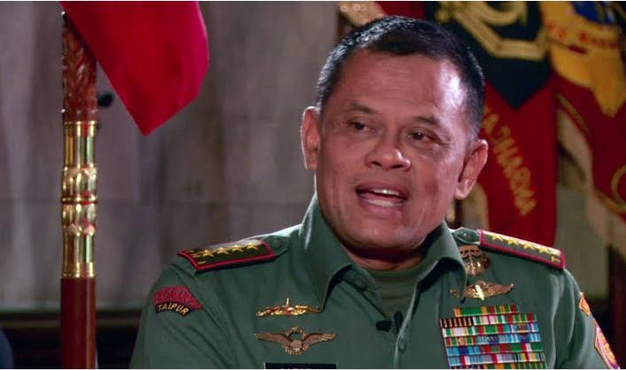 Sempat diajak mengkudeta kepemimpinan atau melengserkan AHY di Demokrat, Mantan Panglima TNI Gatot Nurmantyo ungkapkan pengakuan dan ingat jasa SBY.