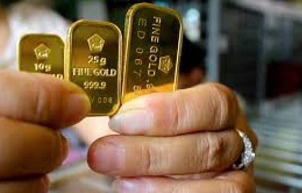 Alami perubahan yang tak terlalu signifikan, harga emas di pegadaian hari ini di pekan kedua Maret 2021 menurun kembali, Minggu (07/03/2021).