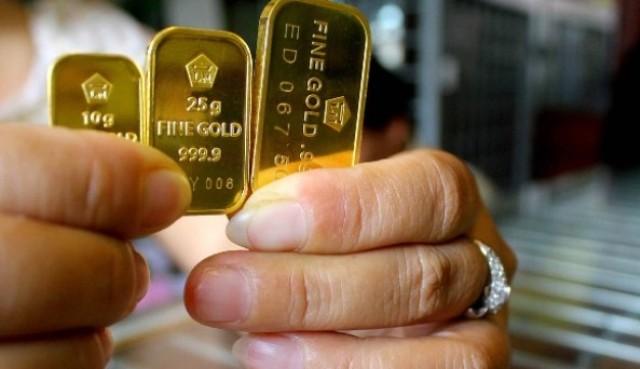 Kembali harus mengurungkan niat untuk membelinya, karena harga emas hari ini alami kenaikan loh, Senin (29/03/2021).
