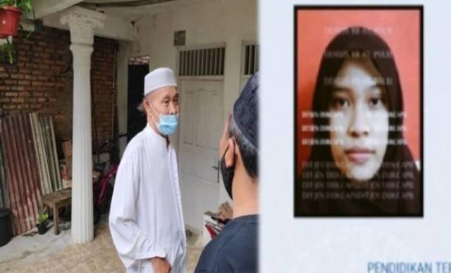 Ayah terduga teroris Zakiah Aini penyerang Mabes Polri baru-baru ini, mengungkapkan alasan anaknya mau jihad hingga rela mati syahid.