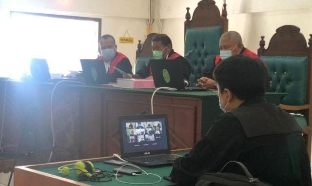 Terlibat dan di buktikan bersalah Eks anggota DPRD Palembang ini divonis hukuman pidana mati. Di susul, 4 orang rekannya juga bernasib sama.