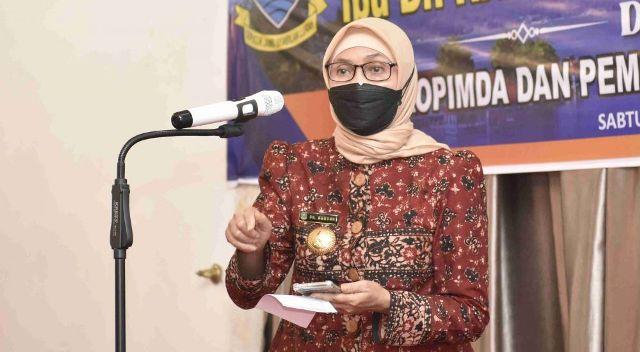 Perkenalkan produk hingga pariwisata di Provinsi ambi, Pj Gubernur Jambi Intruksikan seluh OPD dan pihak terkait, Gunakan Batik Jambi dan Kue Tradisional.