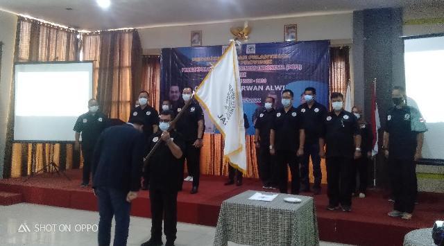 Presiden Perkumpulan Binaraga Fitness Indonesia (PBFI), Irwan Alwi lantik langsung Ketua Umum PBFI Provinsi Jambi Pangeran Simanjuntak. Meski tergolong muda, Organisasi tempat bernaungnya para atlit dan pegiat Fitness ini eksis di Jambi.