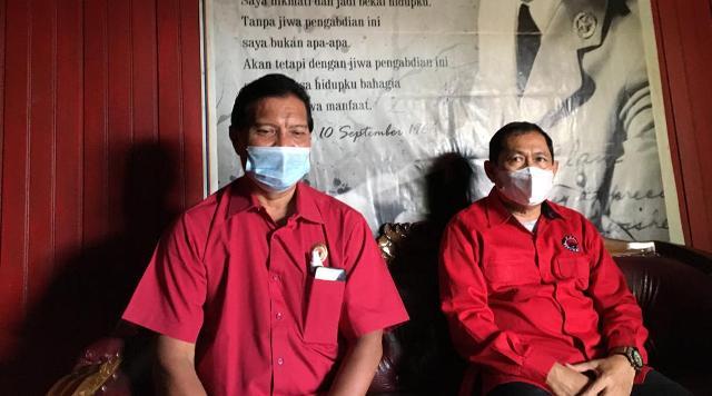 Dewan Pimpinan Cabang (DPC) PDI perjuangan Kabupaten Tanjung Jabung Barat (Tanjabbar), telah mengumumkan rekomendasi ketua DPRD yakni Abdullah.