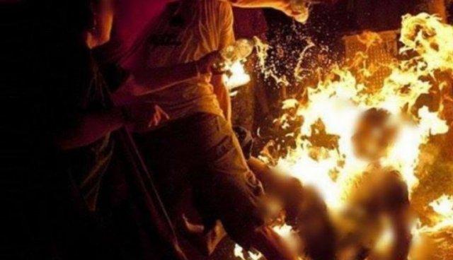 Baru-baru ini terjadi sebuah peristiwa menggemparkan, di mana seorang suami bakar mantan istri lantaran tak mau di ajak rujuk.