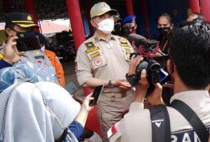 Bertempat di Mako Damkar, Walikota Jambi pimpin Upacara apel siaga bencana tahun 2021. Dalam kegiatan ini di ikuti oleh Forkompinda Kota Jambi, dan pasukan siaga bencana. Serta turut juga di hadiri oleh pihak Basarnas, Selasa (09/03/2021).