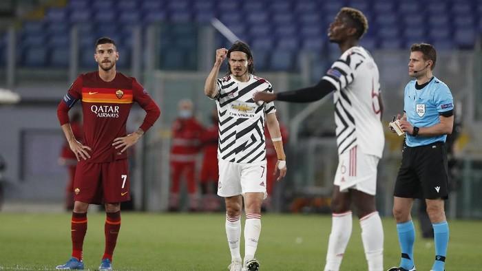 Kekalahan di laga perdana dengan Man Utd, As Roma berhasil balas dendam. Meski begitu, hasil laga As Roma Vs MU di Liga Europa, setan merah lolos agregat.