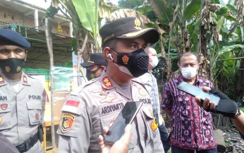 PSU di Mendalo Indah sempat berlangsung alot, Kapolres turun langsung. Sejauh ini Kapolres Muaro Jambi sebut situasi masih kondusif.