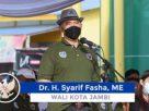 Saat membuka Kejuaraan panjat tebing Walikota Cup 2021, Walikota Jambi Syarif Fasha bilang beberapa hal ini.