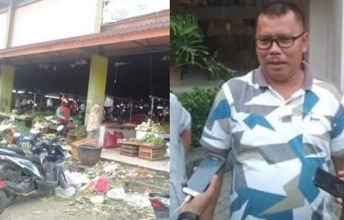 Usai menggelar sidak ke Pasar Angso Duo Jambi beberapa waktu lalu, Ketua Komisi II DPRD Provinsi Jambi, Izhar Majid tegas akan dorong Pemrov Jambi putus kontrak dengan PT EBN.