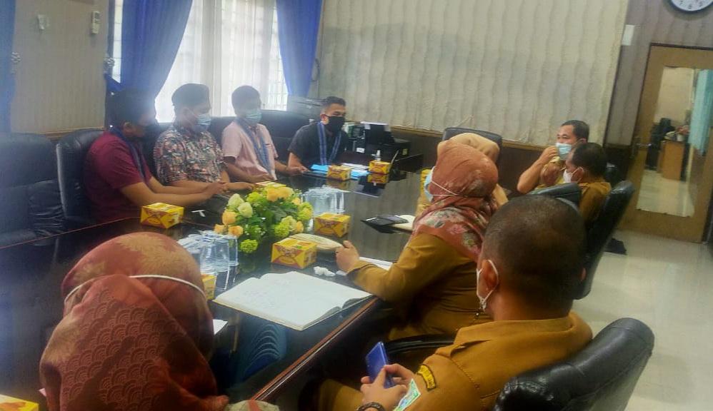 Soroti soal pengajuan Formasi CPNS di lingkungan Provinsi Jambi, Ketua BPC GMKI Jambi Eko Marbun minta Walikota Jambi Syarif Fasha, evaluasi kinerja Disdik Kota Jambi.