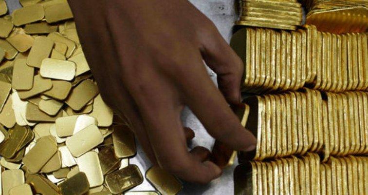 Harga emas batangan 24 karat PT Aneka Tambang Tbk. pada hari ini, Sabtu 10 Juli 2021 mengalami kenaikan dibandingkan dengan perdagangan kemarin.