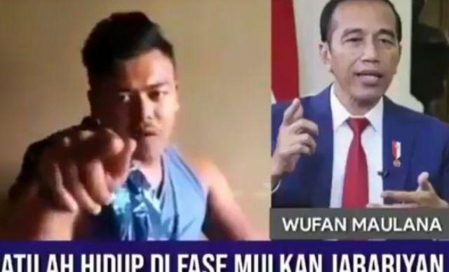 Video pria warga Aceh hina Presiden Jokowi, dengan sebutan PKI dan muka a*jing, serta b*abi viral di media sosial.