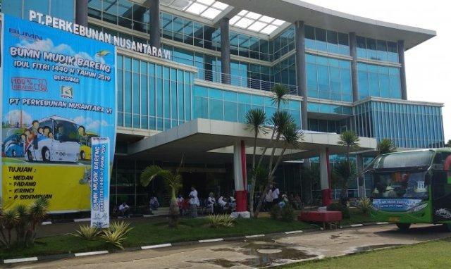 Mengenal lebih jauh dan dekat soal PTPN VI, yang memiliki kantor pusat di Jambi. Selain itu, hingga kini paling tidak ada 14 unit usaha dan 3 anak perusahaannya.