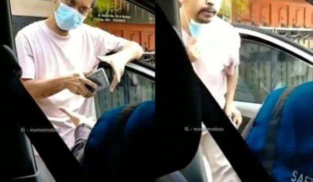 Beredar Video viral pria yang ludahi petugas PLN, menjadi viral di media sosial. Aksi pria yang melakukan tindakan tidak terpuji itu, terjadi di Jalan Halat, Kota Medan, Kamis (29/7/2021).