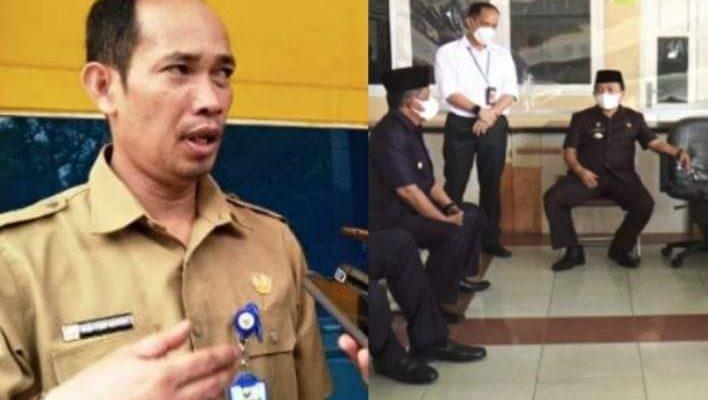 Direktur Utama (Dirut) RSUD Raden Mattaher Jambi, dr Ferry Kusnadi siap dipecat jika urusan insentif Nakes tak kelar, sampai batas waktu yang sudah diberikan oleh Gubernur Jambi Al Haris.