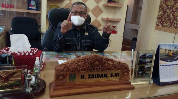 DPRD Merangin menerima aduan warga 2 desa di Kecamatan Batang Masumai, Selasa (24/8/2021). Geram, pimpinan DPRD Merangin bakal laporkan PT Sitasa Energi ke Jokowi.