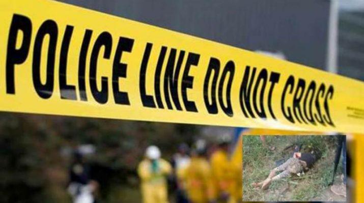 Target Operasi alias TO di Tebing Tinggi, Kecamatan Maro Sebo Ulu, Kabupaten Batanghari, tewas tertembak polisi, Kamis (12/08/2021).