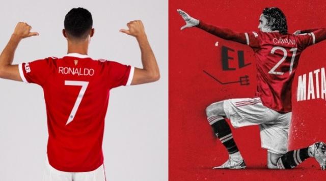 Pemain anyar Manchester United Cristiano Ronaldo musim ini, resmi pakai nomor punggung 7, yang awalnya milik Cavani. Lalu bagaimana dengan pemain Timnas Uruguay itu?
