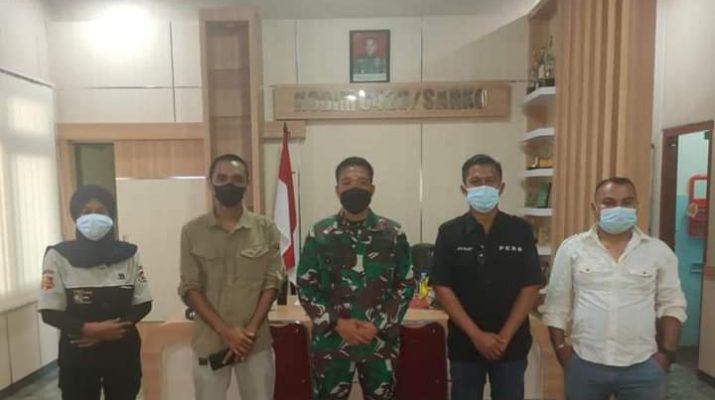 Perdana dilaksanakan di Bumi Tali Undang Tambang Teliti, Gebrakan FKWM bikin lomba wartawan cilik Merangin, mendapat dukungan dan antusias dari Dandim 0420 dan Kapolres Merangin.