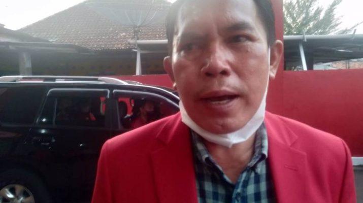 Walikota Sungai Penuh, Ahmadi Zubir resmi mengemban jabatan sebagai Wakil Ketua Bidang Kebudayaan DPD PDI Perjuangan Provinsi Jambi. Penuh semangat, sebut 2024 mendatang tak mengecewakan.
