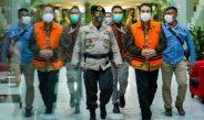 Wakil Ketua DPR RI Azis Syamsuddin, ditahan penyidik Komisi Pemberantasan Korupsi (KPK) atas kasus suap terhadap eks penyidik KPK Stepanus Robin Pattuju.