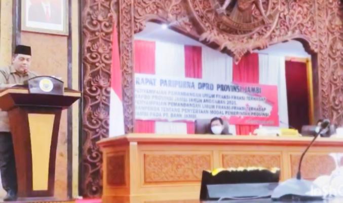 Guna efisiensi anggaran pada APBD Murni 2022 mendatang. Anggota Komisi I DPRD Provinsi Jambi, Kemas Alfarabi tegas minta tiap Perjalanan Dinas ASN (Aparatur Sipil Negara), agar nginap di Mess Pemerintah Daerah bukan di Hotel.
