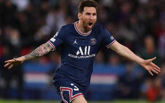 Lionel Messi sejak berkostum PSG akhirnya catat nama di papan skor liga champios, deretan Tim unggulan seperti Real Madrid, pesta gol dalam laga yang di gelar pada Selasa Hingga Rabu Dinihari tadi.